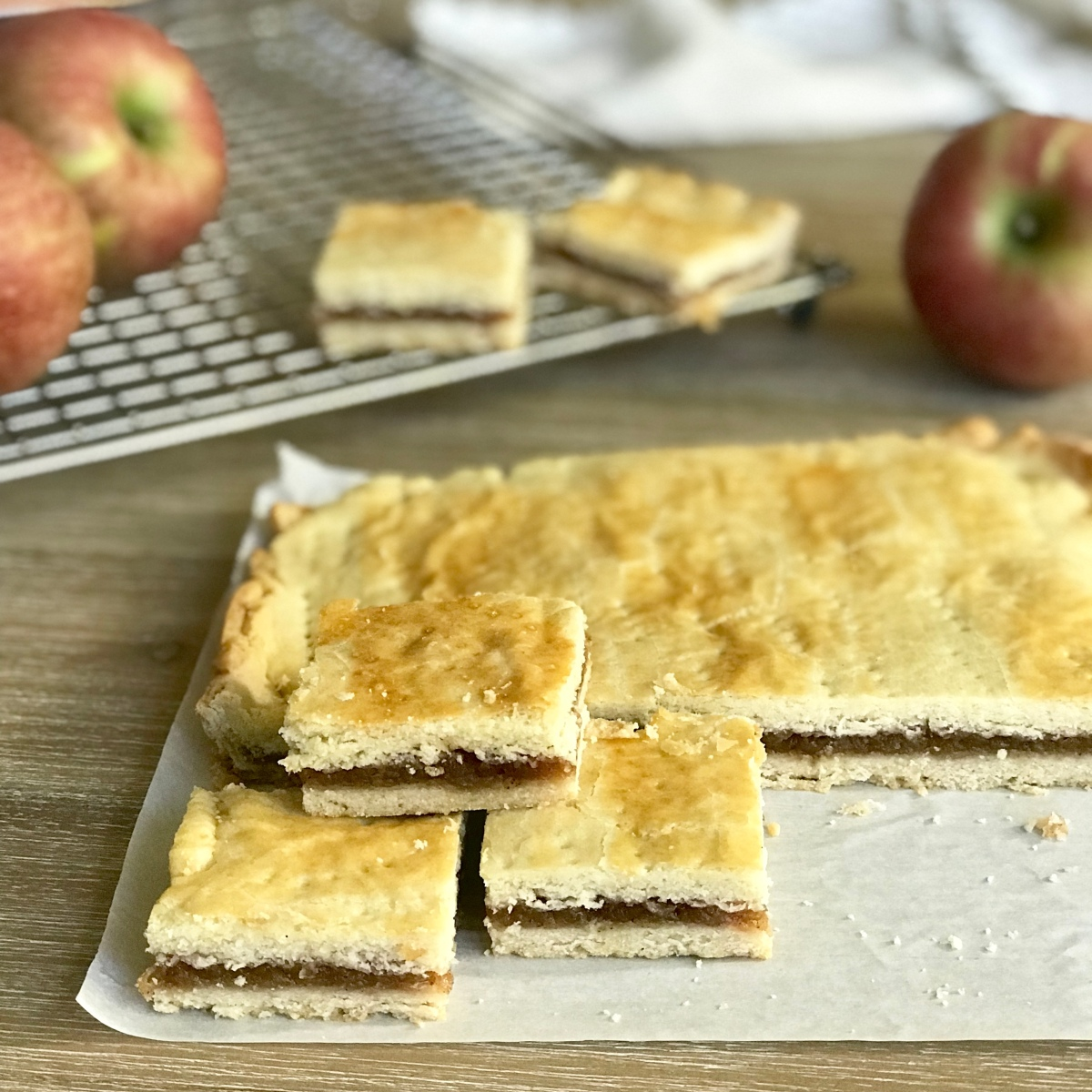 Croatian Apple Cake